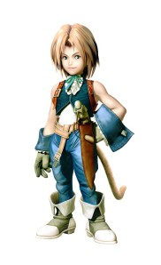 Above: A foppish betailed chibi dandy from FF XII